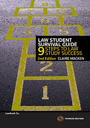 Law Student Survival Guide Step 6 Preparing for a Law Exam